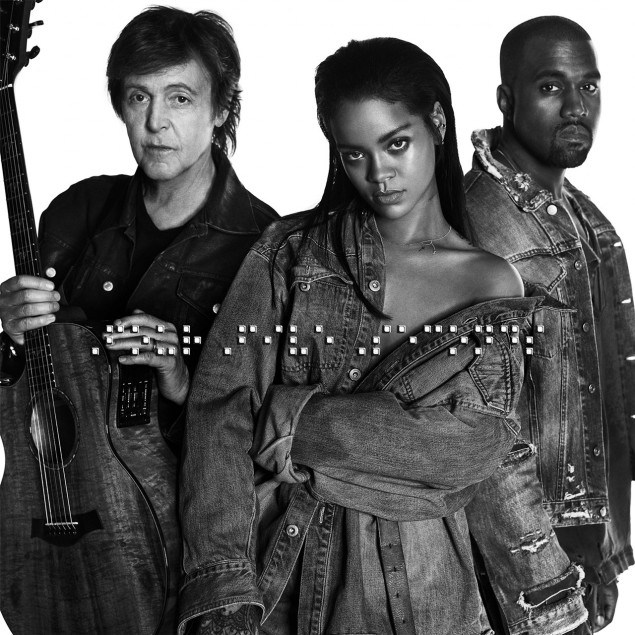 "Something New: Rihanna ""FourFiveSeconds"""